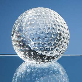 8 cm golf ball