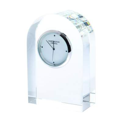 Dartington small curve clock