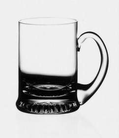 Straight Sided Tankard - Star Base